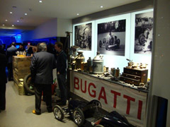 Jack Barclay's Bugatti Showroom 2018