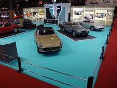 Highlighting the 1961 Geneva Motor Show at Retromobile 2020