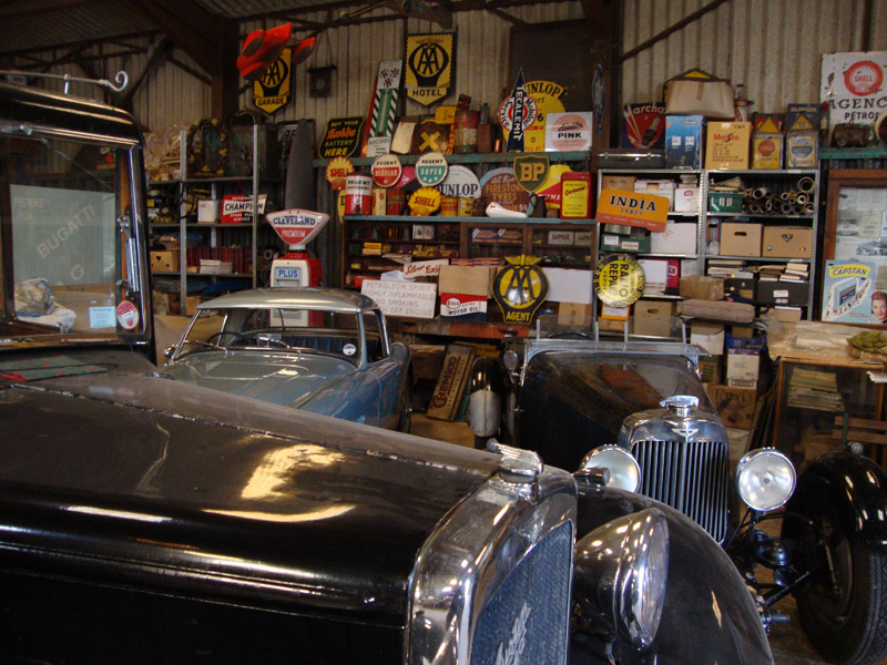 Vintage Garage Props For Themed Events Card3 244